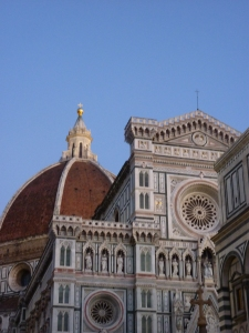 Duomo - construction began in 1296