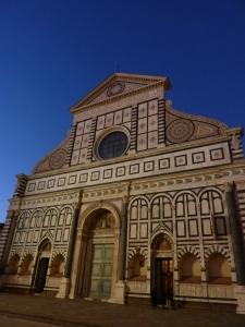 Basilica di Santa Maria Novello (on a sunny day)
