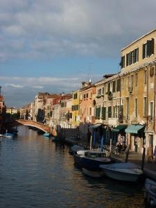 Cannaregio - Straight canal