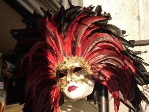 Carnival masks for sale