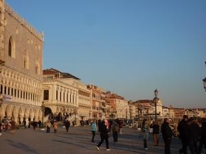 Promenade near the Doge's Palace