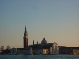 Isola di San Giorgio Maggiore from the Doge's Palace