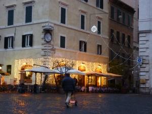 Caffe Farnese - MY breakfast haunt