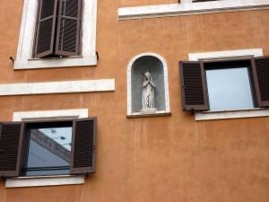 Near Via del Corso