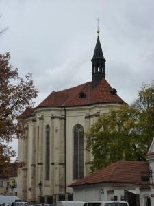 In the Strahov Monastery