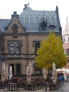 Prague Castle - restaurant (closed for snow)