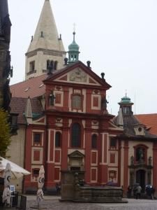 Prague Castle - building