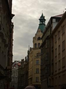 Buildings in the Jewish Ghetto