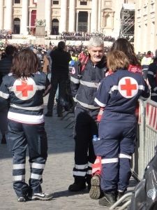 Croce rossa (Red Cross)