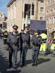 Polizia Municipale of Rome