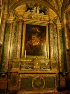 Sant'Antonio dei Portoghesi - side chapel