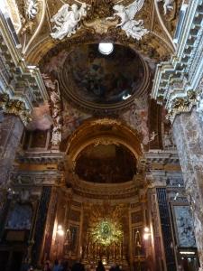 Santa Maria della Vittoria - interior