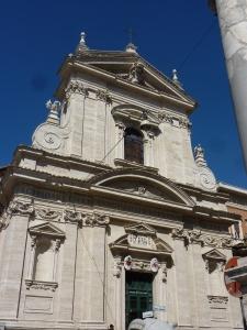 Santa Maria della Vittoria - exterior