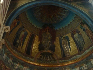 St. Paul's within the Walls - Burne-Jones's mosaics in the apse