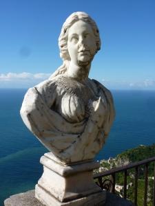 Villa Cimbrone - the belvedere