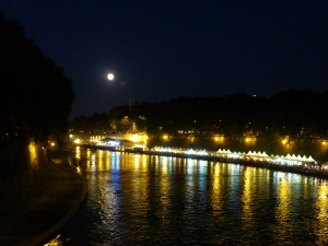 From Ponte Sisto