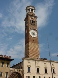 Torre dei Lamberti (13th century)