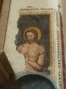 Sant'Anastasia - fresco