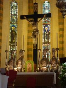 Sant'Anastasia - high altar