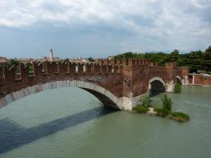 Castelvecvchio - Fortress Bridge