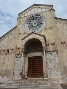 San Zeno - façade