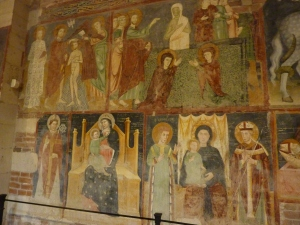 San Zeno - sanctuary - frescoes