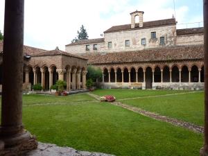 San Zeno - cloister