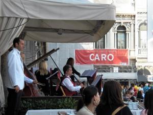 Caffè Florian's orchestra