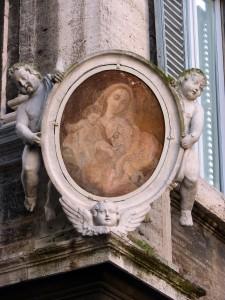 In Piazza Farnese