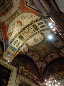 Doria Gallery - ceiling frescoes