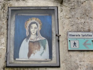 I found a madonnella in Matera, although they are called something else in Basilicata and Puglia