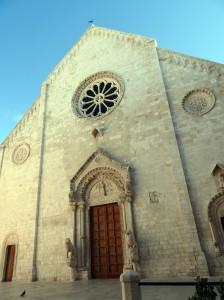 Conversano - Cattedrale di  Santa Maria Assunta
