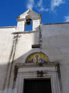 Martina Franca - church