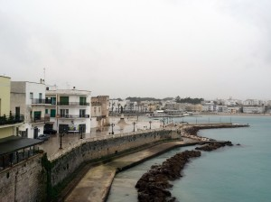 Otranto, a popular summer resort