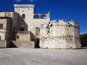 Conversano - castle (photo by K. McKenna)