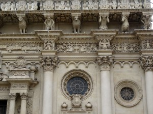 Basilica di Santa Croce - facade