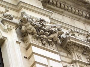 Duomo - façade detail