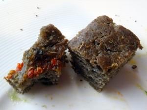 Antichi Sapori - burnt-wheat focaccia