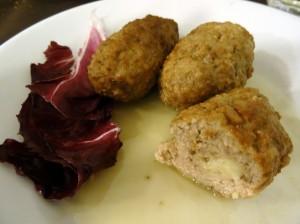 Le Zie - my meatballs